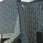 How's this for a host hotel, the Bella Sky--largest in Scandinavia