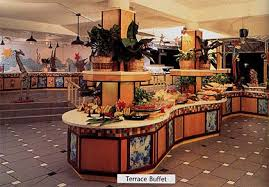 Your buffet awaits