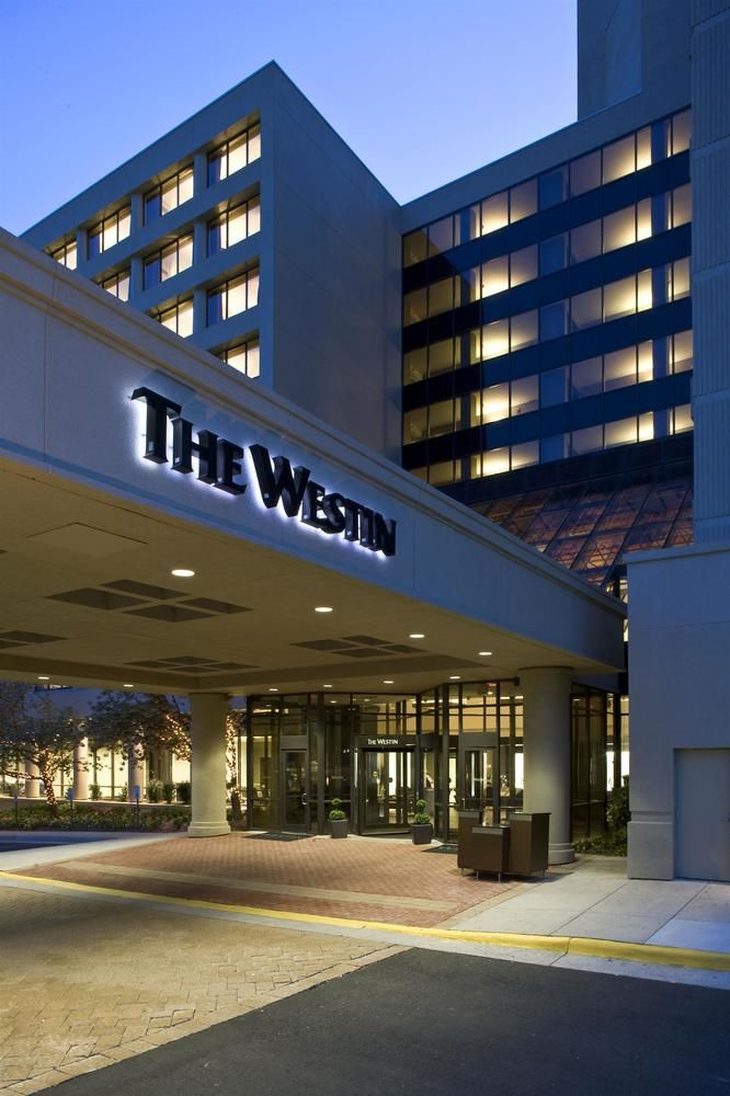 The Weston is your overflow hotel