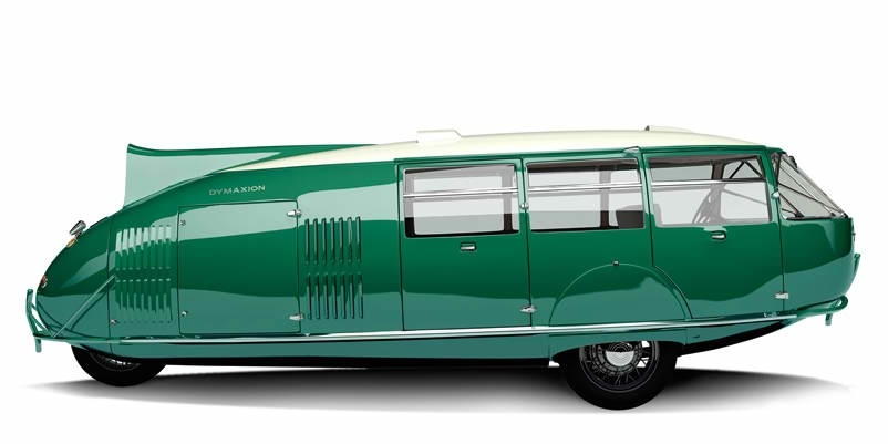 The historically significant Dymaxion designed by Buckminster Fuller