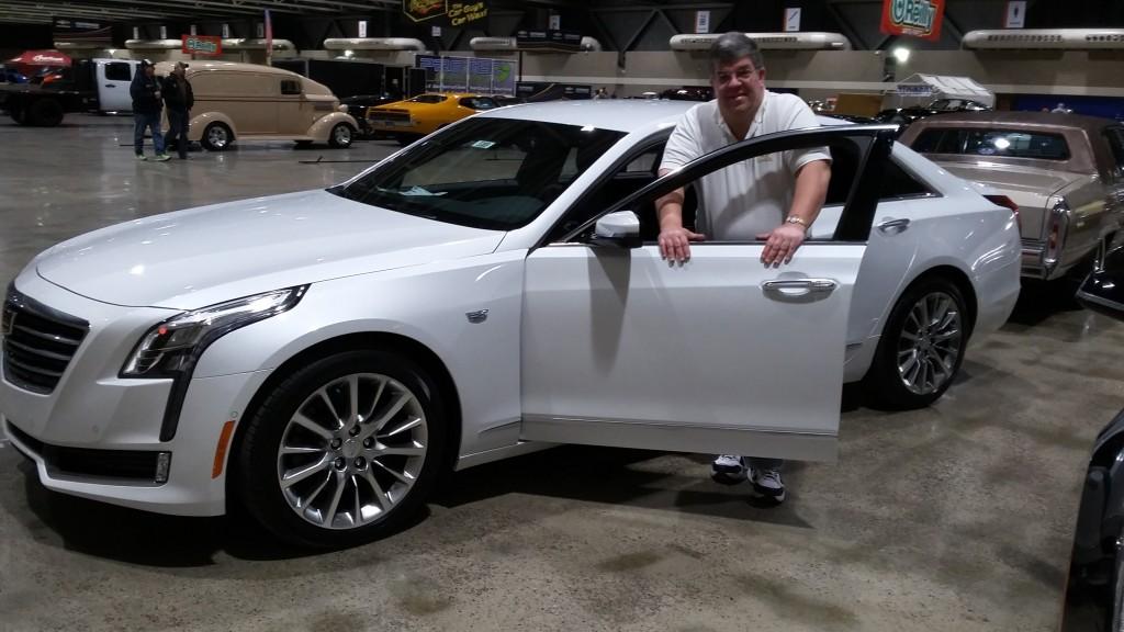 Hey, Cadillac makes new cars, too!