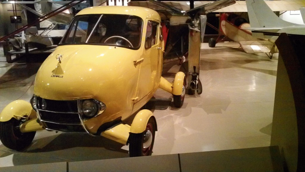 The Autocar never caught on, but was enjoyed by GN visitors to Oshkosh
