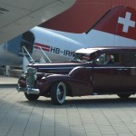 A recent import from St. Louis, MO, this sixteen joined us at the transport museum in Lucerne.