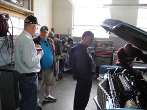 Spring Tune up at Hyde Park Service