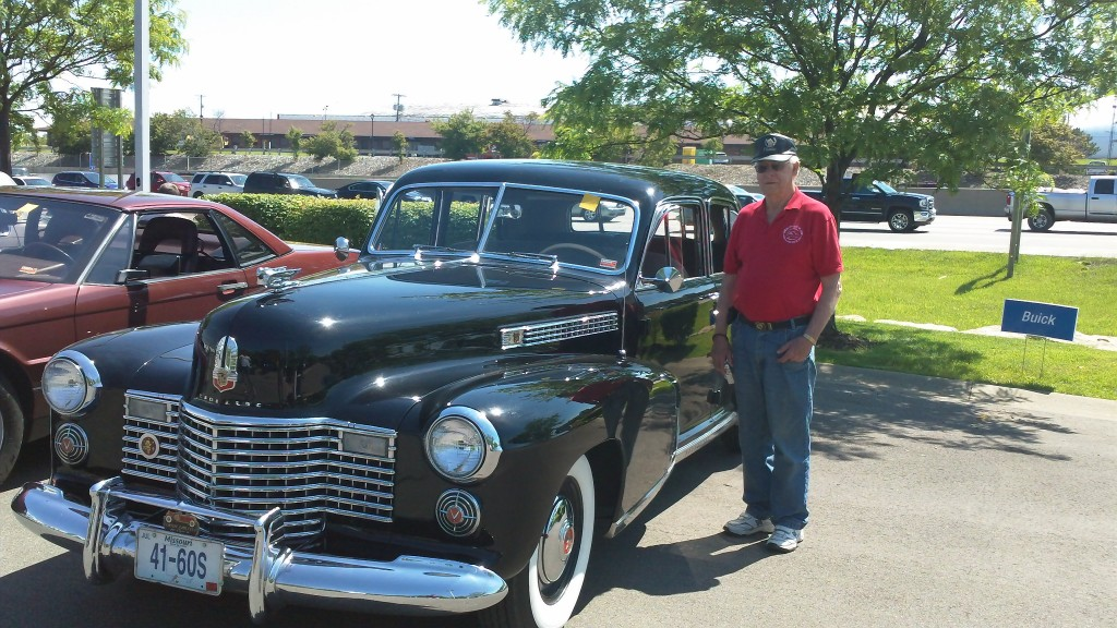 Carl S. and his '41 60S