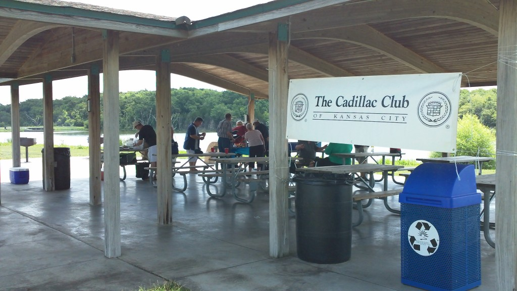 Your Cadillac Club Picnic