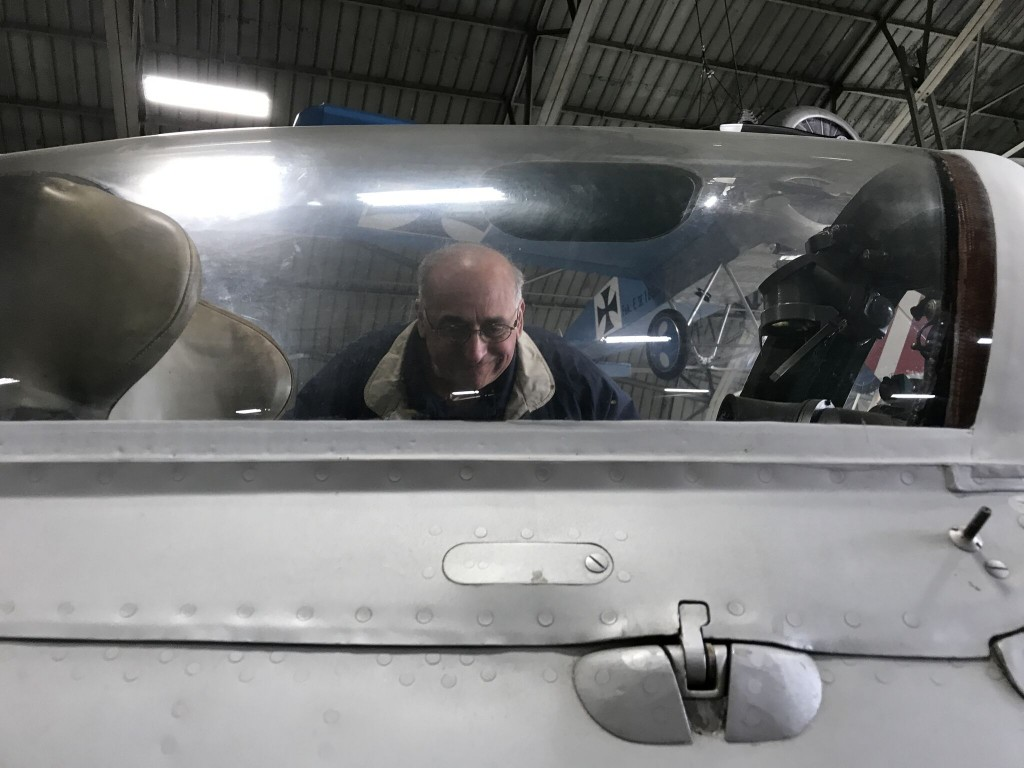 Vince considers the MiG-17