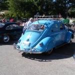 Who ever said Beetles weren't fancy?