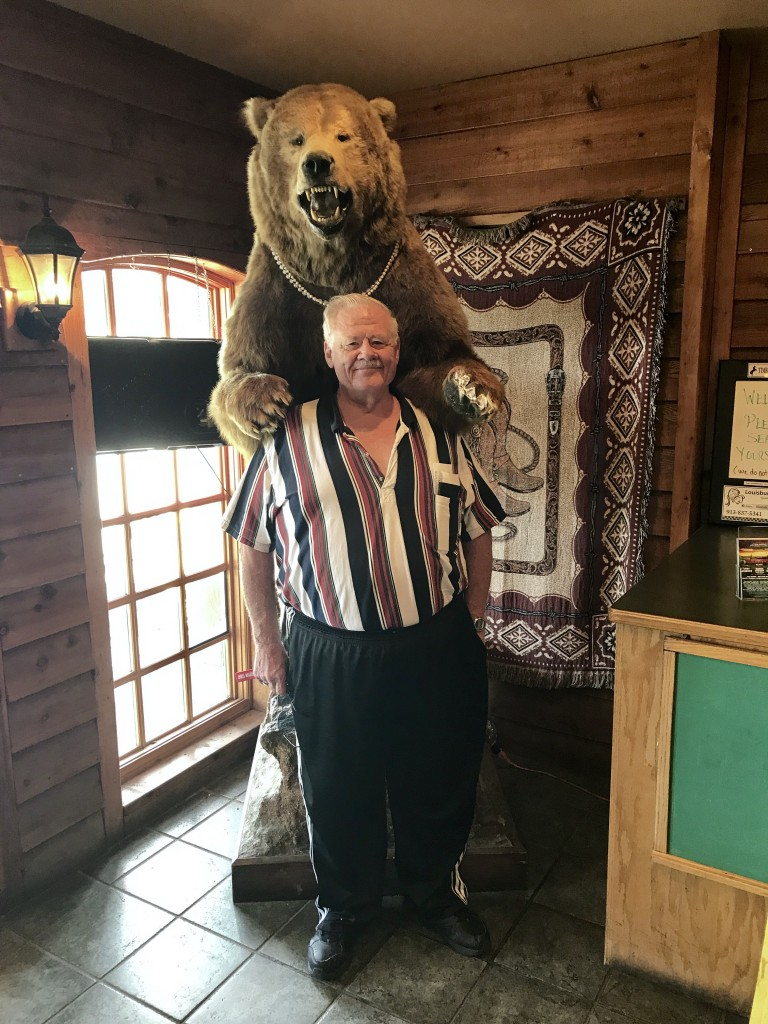 Yes, we said bears
