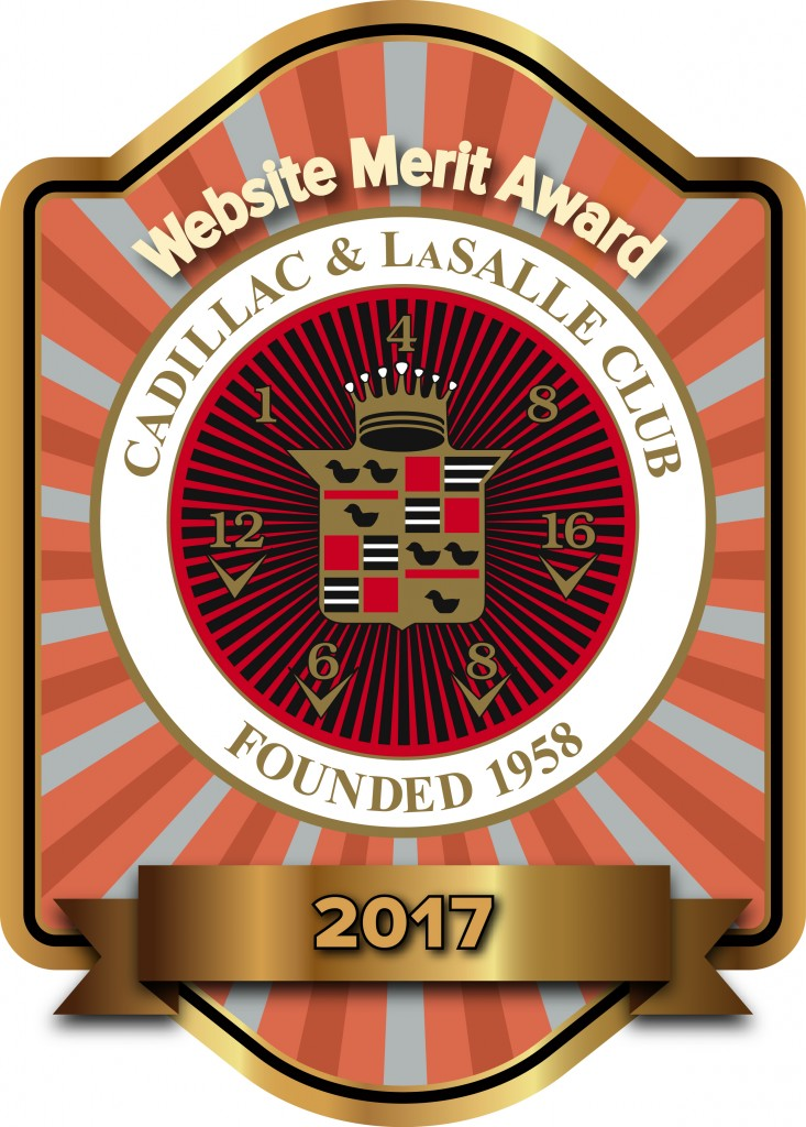 Website of merit award--again!