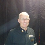 Logistics Coordinator Steve Christensen
